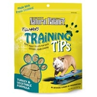 Natural Balance Training Tips Turkey & Vegetable 6 oz.