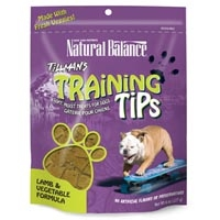 Natural Balance Training Tips Lamb & Vegetable 6 oz.
