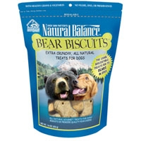 Natural Balance Bear Biscuits 12/16 oz.