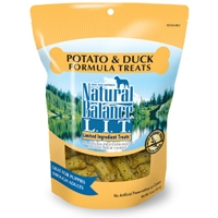 Natural Balance Limited Ingredient Diets Duck & Potato Treats 12/14 oz.