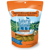 Natural Balance Limited Ingredient Diets Fish & Sweet Potato Allergy Treats 12/14 oz.
