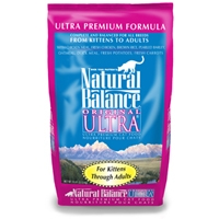 Natural Balance Indoor Ultra Premium Dry Cat Food 6 lb.