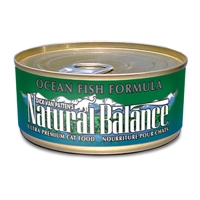 Natural Balance Ocean Fish Can Cat 6 oz.