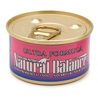 Natural Balance Ultra Premium Can Cat 24/3 oz.