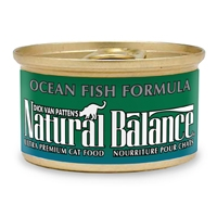 Natural Balance Ocean Fish Can Cat Food 24/3 oz.