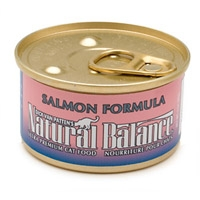 Natural Balance Salmon Can Cat 3 oz.