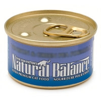 Natural Balance Tuna and Shrimp Can Cat 24/3 oz.