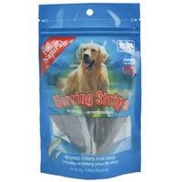 Snack 21 Herring Strips for Dogs