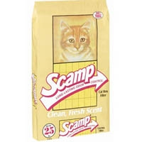Scamp Cat Litter Twenty-Five Pounds
