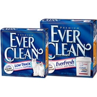 Everclean Low Track with Charcoal 25 lb.