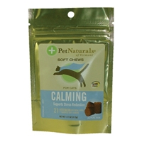 Pet Naturals of Vermont Softchews Calming for Cats 6/1.12 oz