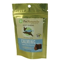 Pet Naturals of Vermont Softchews Calming for Small Dogs 6/1.12 oz