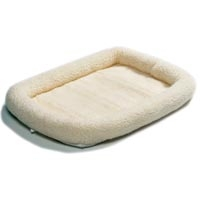 Midwest Quiet Time Fleece Pet Bed 18X12
