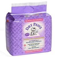 Midwest Dry Paws Training and Floor Protection Pads 30 Per Package