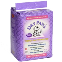 Midwest Dry Paws Training and Floor Protection Pads 50 Per Package