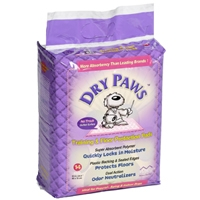 Midwest Dry Paws Training and Floor Protection Pads 14 Per Package