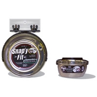 Midwest Snappy Fit Water/Feed Bowl 2 qt