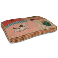 Petmate Deluxe Quilted Novelty Bed 30 x 40