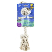 Aspen Pet Booda 2-Knot Rope Bone Colossal