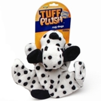 Aspen Pet Tuff Plush Rug Dog - Dalmation