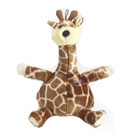 Aspen Pet Bellies Giraffe Dog Toy X Large Plush