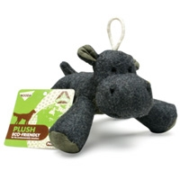 Aspen Pet Eco Plush Small Hippo
