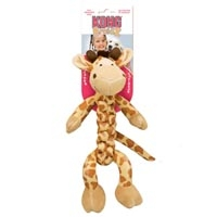 Kong Small BraidZ Giraffe