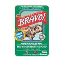 Bravo! Boneless Beef and Beef Heart