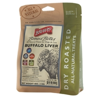 Bravo! Dry Roasted Buffalo Liver - 4 oz.