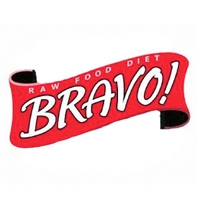 Bravo! Bully Sticks 3' Uncut