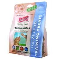 Bravo! Buffalo Meat Training Treat 4 oz