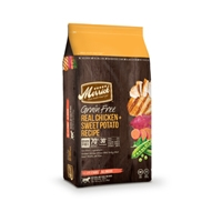 Merrick Grain Free Real Chicken and Sweet Potato  25#