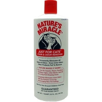 Nature's Miracle Just for Cats Stain & Odor Remover