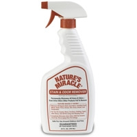 Nature's Miracle Stain & Odor Remover Trigger Spray 24 oz
