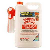 Nature's Miracle Stain & Odor Remover Power Sprayer