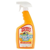 Nature's Miracle Just for Cats Orange Oxy Trigger Spray 24 oz