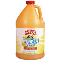 Nature's Miracle Just for Cats Orange Oxy Gallon Size