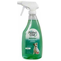 8in1 Waterless Shampoo - Fresh Scent Dog Shampoo 17.5 oz. (trigger spray)