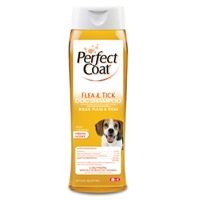 8in1 Flea & Tick Shampoo 16 oz.