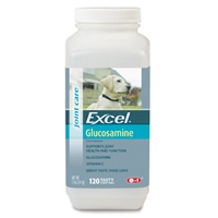8in1 Excel Glucosamine & Vitamin C for Dogs 120 Tabs