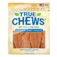 Tyson True Chews® Chicken Jerky Fillets Original 12 OZ