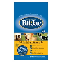Bil-Jac Select Dry Dog 30 lb.