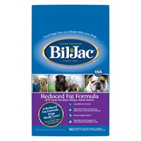 Bil-Jac Reduced Fat Dry Dog 15 lb.