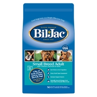 Bil-Jac Small Breed Adult with Chicken, Oatmeal & Yams