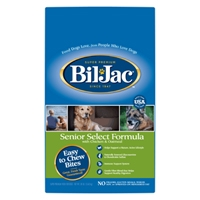 Bil-Jac Senior Dry Dog 15 lb.