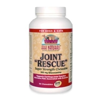 Ark Naturals Joint Rescue Chewables 60 tabs.