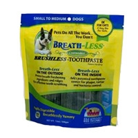 Ark Naturals Breath-less Chewable Brushless Toothpaste