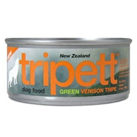 PetKind Tripett New Zealand Venison Tripe - 24 x 5.5 oz Can