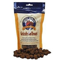 Grizzly Salmon Oil Nutreats for Dogs  6 oz. Zipper Pouch