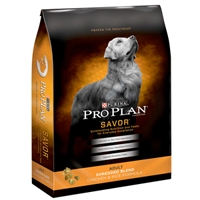 Pro Plan Shredded Blend Chicken & Rice 35# Bag